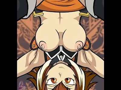 Blazblue Anal Rodeo (Mittsies Rock Candy) Hentai Cartoon Adult Sex Game