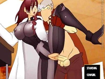 Persona 3 - Mtsuru & Akihiko Part 2
