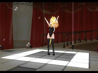 Bowsette loli - CUSTOM MAID 3D 2