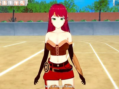 RWBY Pyrrha Nikos Suck And Fuck (NEW Uncensored 2019)