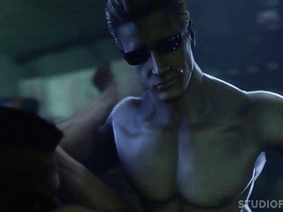 Resident Evil Hentai