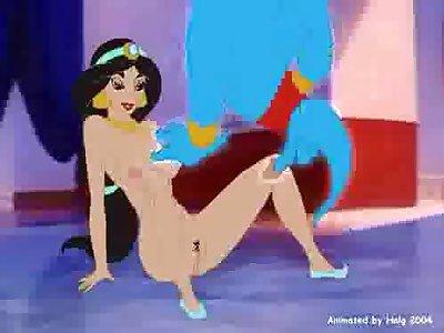 Jasmine and gemie