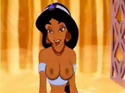 Aladdin Hentai