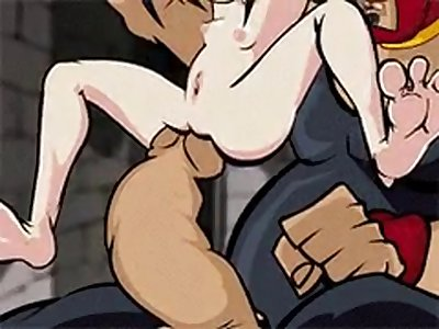 jackie chan adventures Hentai