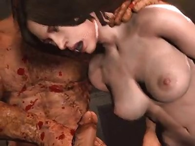 mill jovovich nude roles in resident evil retribution