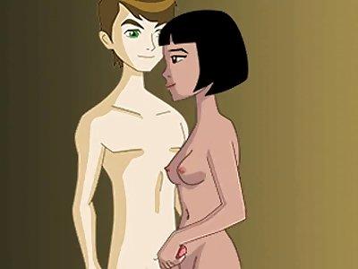 ben 10 cartoon sex pics