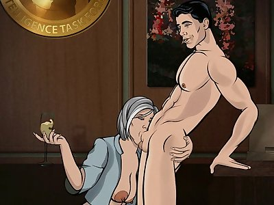 archer sterling sex videos