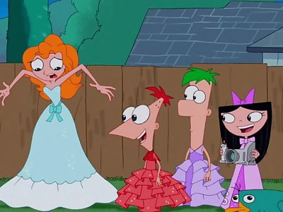 phineas and ferb porn 4