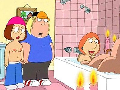 family guy deleted scene nude