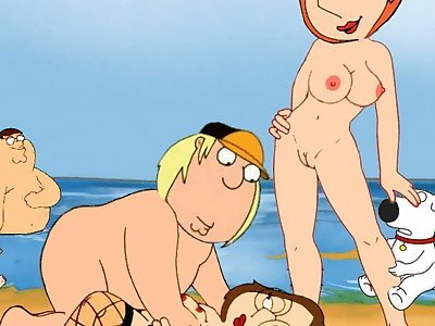 family guy adult