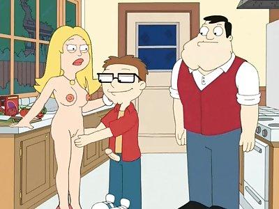 american dad porn