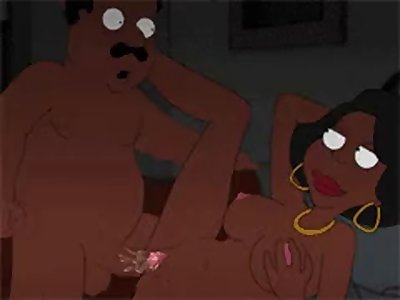 Cleveland Show Hot