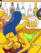 Simpsons try hardcore