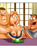 Hot Family Guy porn drawings