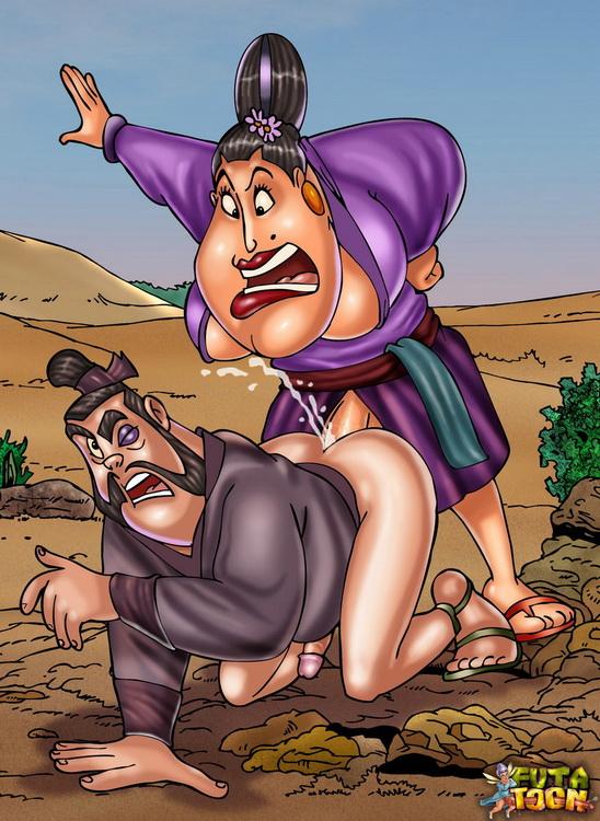 Gay Pornos Cartoon Mulan Yao