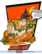 Nerdy sweetheart from Screw by Doo fucked by nasty pumpkin