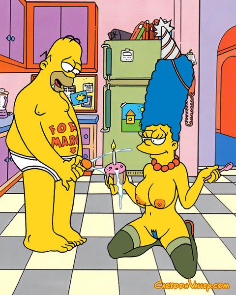 Скачать Видео Гомер И Секретарша И Мардж Порно