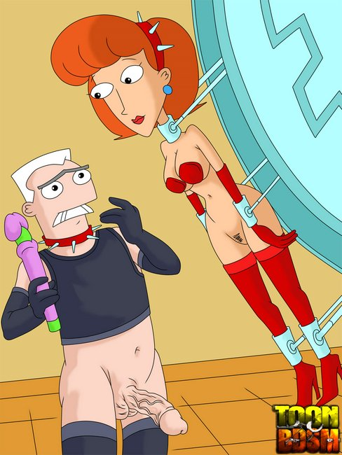 Consider, that Phineas and ferb girls topless