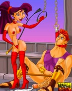 Porn games of Megara and Hercules obtain a very exciting BDSM twist
