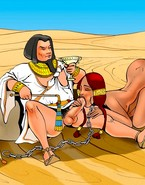 Dirty Egyptian bondage games