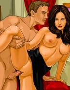 Secret sex agents