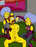 Patty and Selma Bouvier sluts