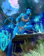 Avatar Porn Art