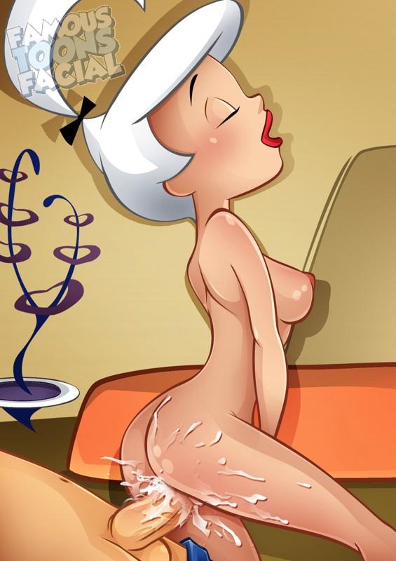 Can Judy jetson porn comic