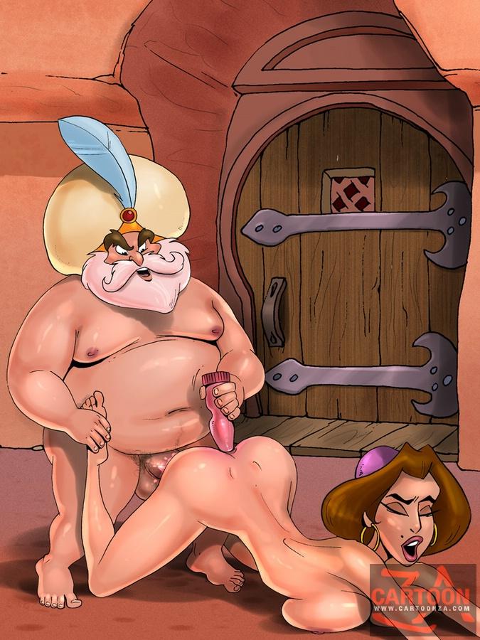 О порно султана сказки