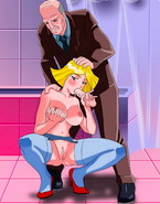 Totally Spies: TOP seXret Agents in group SEX!