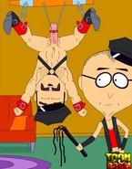 Kinky BDSM adventures of South Park citizens