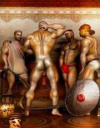 3d gay cartoon