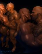 3D gay cartoons
