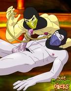 Mortal Kombats gay lust
