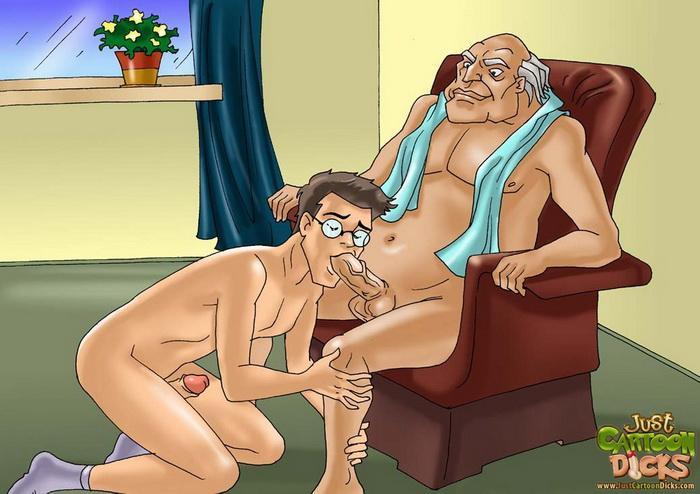 gay Yu-gi-oh porno