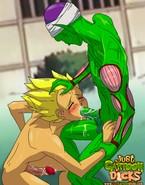 Dragon Ball lickers