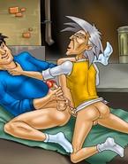 Gay Jackie Chan Adventures