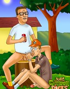 King of the Hill goes gay