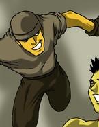 Pleasing the burglar