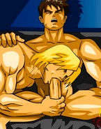 Hercules in gay passion