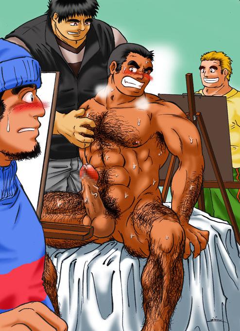 porn Goku gay