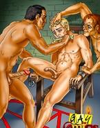 Unholy offering for homo demons