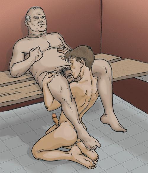 Порно Гей Дед Комиксы