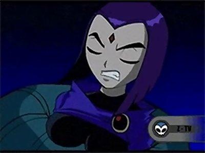 Teen Titans XXX