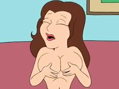 family guy louis boobs porn