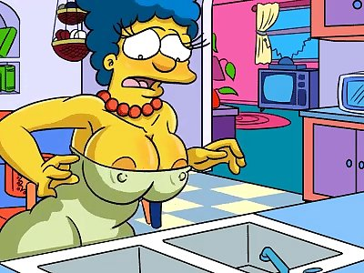 sex cartoons simpsons