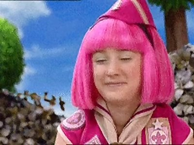 Lazytown Hot