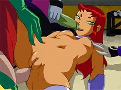 Teen Titans Sex