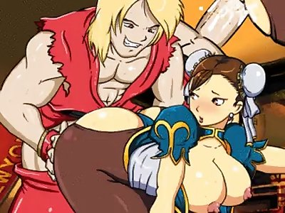 street fighter cartoon sex pictures