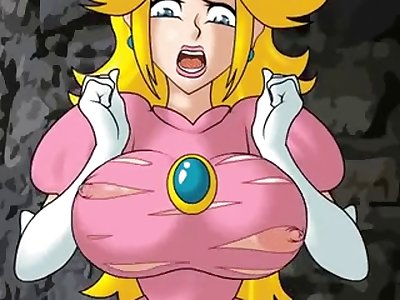 princess peach tentacle porn